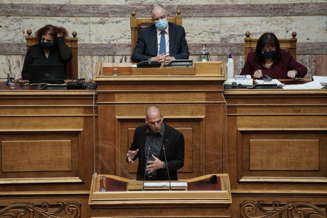 Ο διάλογος Βαρουφάκη – Τασούλα για το τανκ στη Βουλή   to10.gr