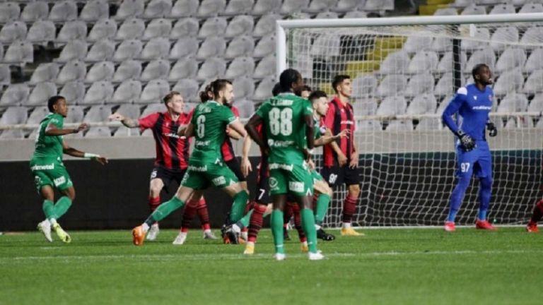 Αντίπαλοι ΠΑΟΚ : Κόλλησε η Ομόνοια με τον Ερμή Αραδίπου (0-0) | to10.gr
