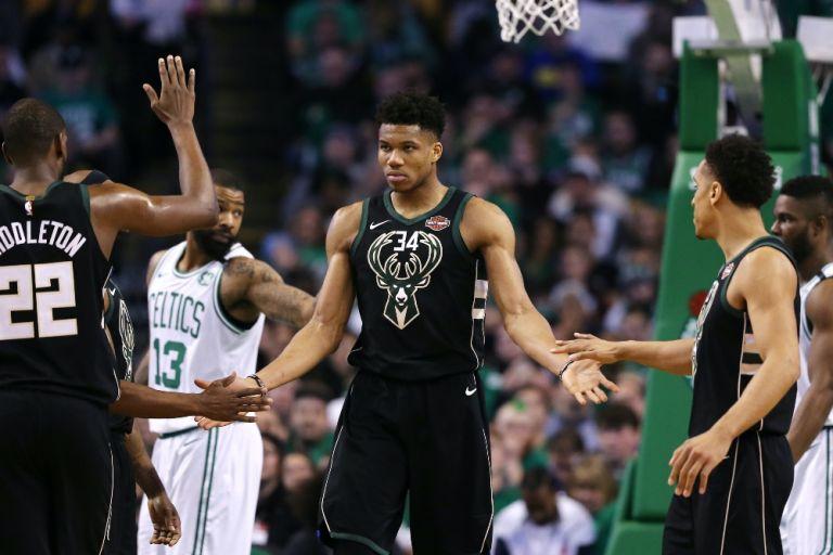 NBA : Συνεχόμενα ντέρμπι για τους Μπακς τον πρώτο μήνα (pic) | to10.gr