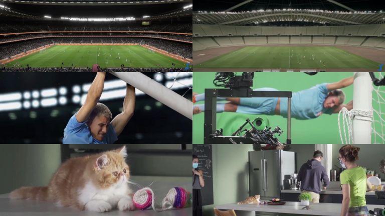 Making-of : Έτσι αναποδογύρισε το… γήπεδο η Stoiximan! (VIDEOS) | to10.gr