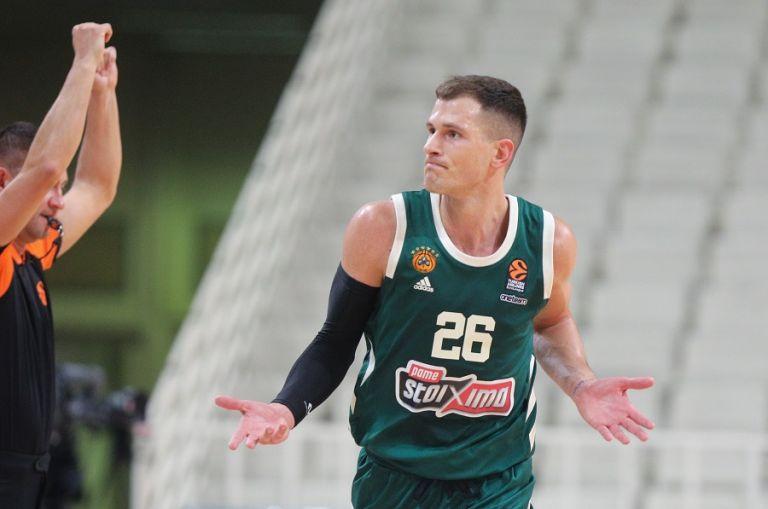 Παναθηναϊκός : MVP της εβδομάδας ο Νέντοβιτς (vid) | to10.gr