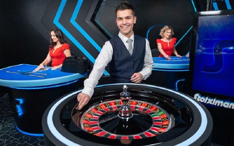 Stoiximan : Η μαγεία του Live Casino στην οθόνη σου με νέα εντυπωσιακά studio! | to10.gr