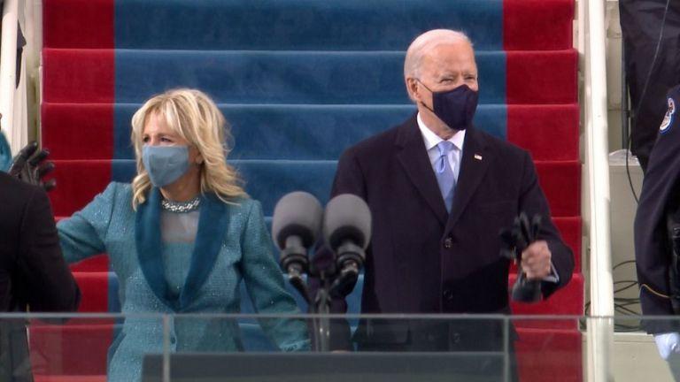 ΗΠΑ : Live η ορκωμοσία του νέου προέδρου, Τζο Μπάιντεν | to10.gr