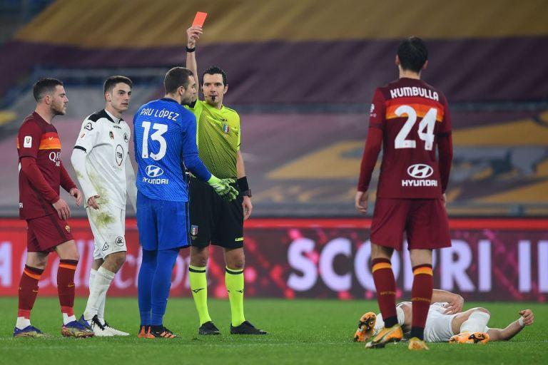 Η Ρόμα έχασε στο γήπεδο αλλά και στα… χαρτιά το ματς Κυπέλλου! | to10.gr
