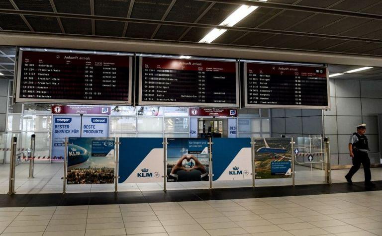 Φρανκφούρτη : Εκκενώθηκε μέρος του αεροδρομίου για λόγους ασφαλείας | to10.gr