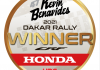 Θριαμβευτική Διπλή Νίκη για την Honda στο Rally Dakar 2021 (pics)