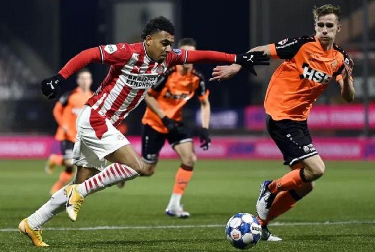 Φόλενταμ – Αϊντχόφεν 0-2 : Εύκολη πρόκριση στα προημιτελικά του Κυπέλλου για την αντίπαλο του Ολυμπιακού | to10.gr