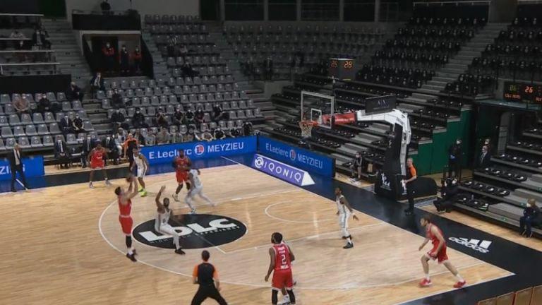 Το απίθανο τρίποντο του Σλούκα που έστειλε το ματς στην παράταση! (vid) | to10.gr