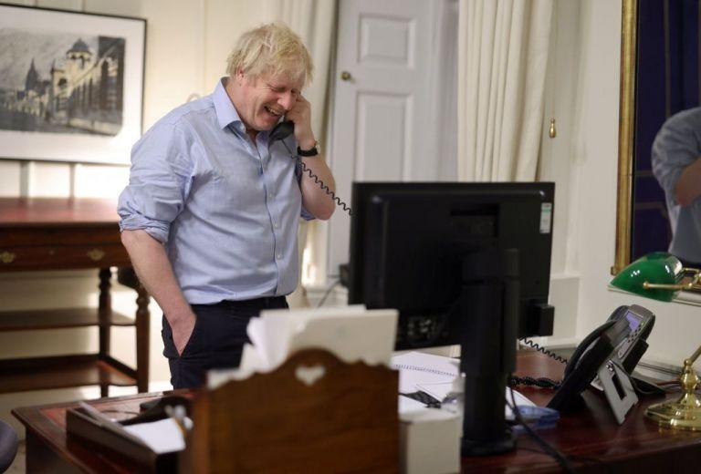 Βρετανία : Πρώτη επικοινωνία Τζόνσον με Μπάιντεν | to10.gr