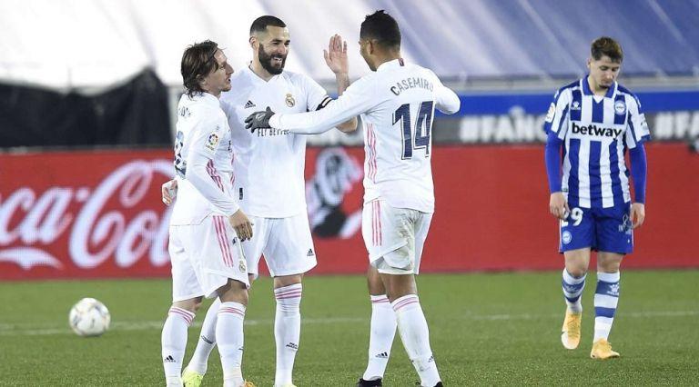 Αλαβές – Ρεάλ Μαδρίτης 1-4 (vid)   to10.gr