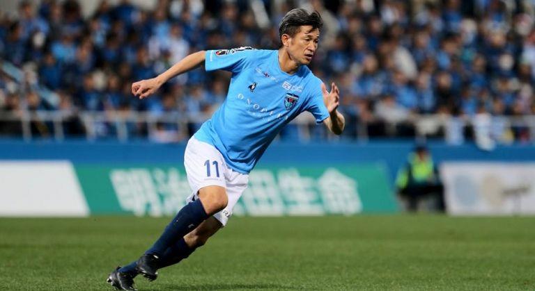 Ο 54χρονος Μιούρα ανανέωσε με την Γιοκοχάμα FC (pics) | to10.gr