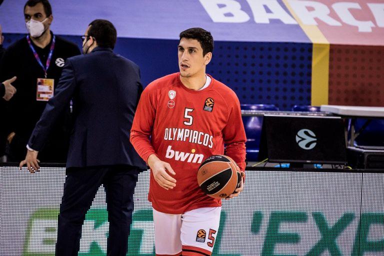 Ολυμπιακός : Εκτός ο Λαρεντζάκης, μέρος της προπόνησης ο Μάρτιν | to10.gr