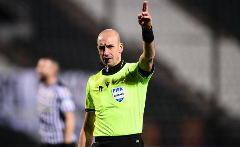 Δεύτερης κατηγορίας και… διαλογής ο Ιταλός διαιτητής στην Τούμπα! | to10.gr