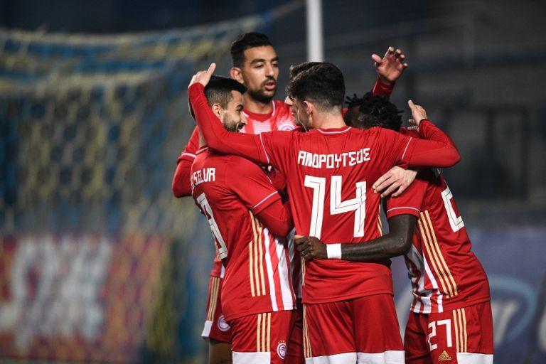 Παναιτωλικός – Ολυμπιακός 0-3: Πρόκριση και… μεταγραφές στο Αγρίνιο | to10.gr