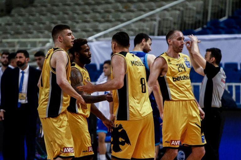 Ρογκαβόπουλος : «Ήμασταν πεισμωμένοι, από τα καλύτερα παιχνίδια μας αμυντικά» (vid) | to10.gr