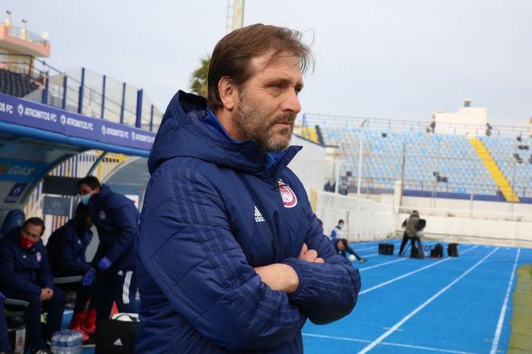 Μαρτίνς : «Παίξαμε παρα πολύ καλά, σημαντική νίκη σε δύσκολη έδρα» | to10.gr