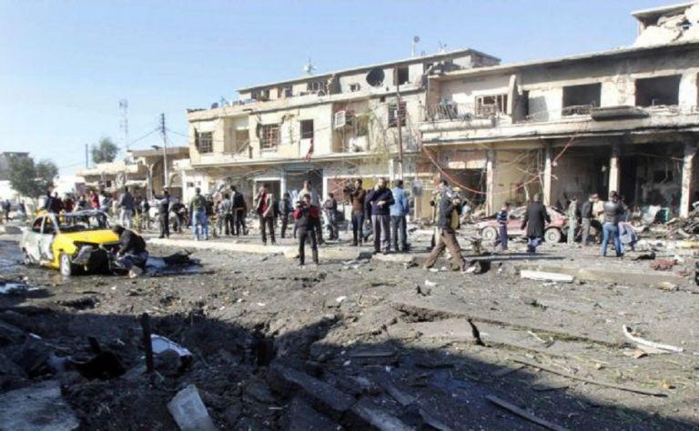 Ιράκ : Ισχυρή έκρηξη στη Βαγδάτη με νεκρούς και τραυματίες | to10.gr