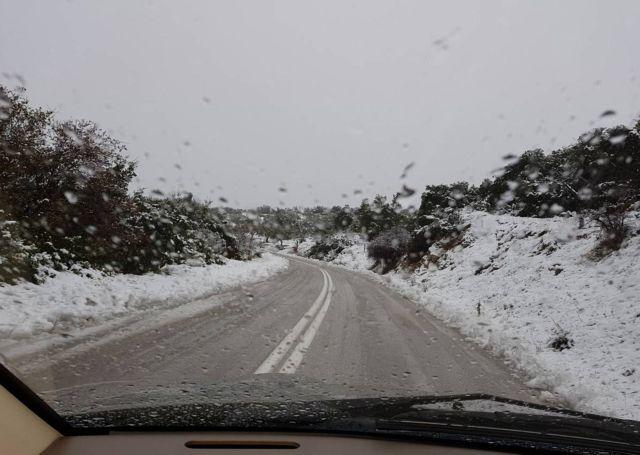 Εκτακτο δελτίο καιρού : Ερχονται θυελλώδεις άνεμοι και πυκνές χιονοπτώσεις | to10.gr
