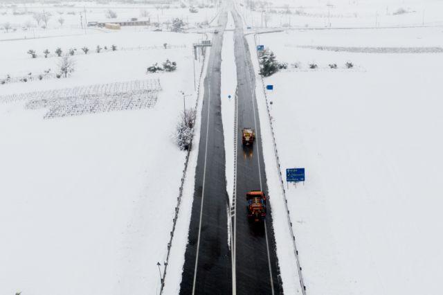 Καιρός : Χιόνια και τσουχτερό κρύο – Πού θα είναι έντονα τα φαινόμενα | to10.gr