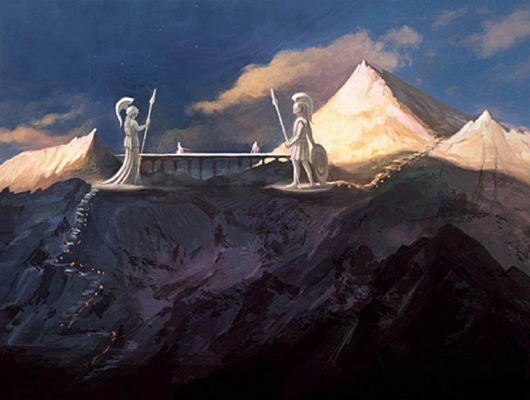 Όλυμπος : Τα μυστήρια που τυλίγουν την κατοικία των θεών   to10.gr