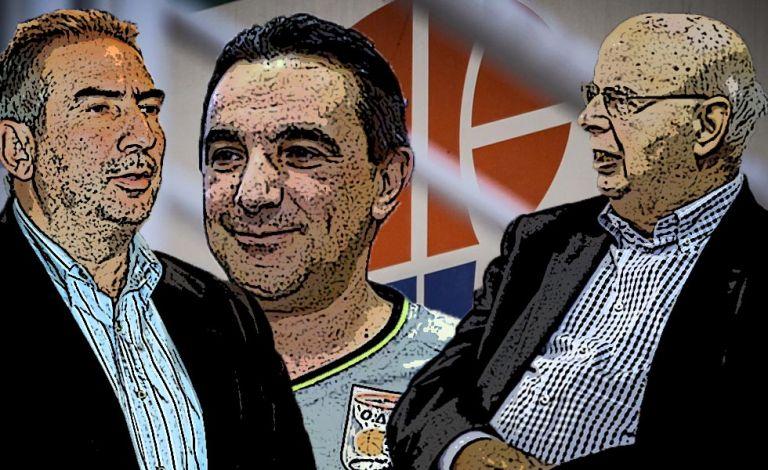 Γιώργος Βασιλακόπουλος, ο αρχηγός των… παρανόμων   to10.gr