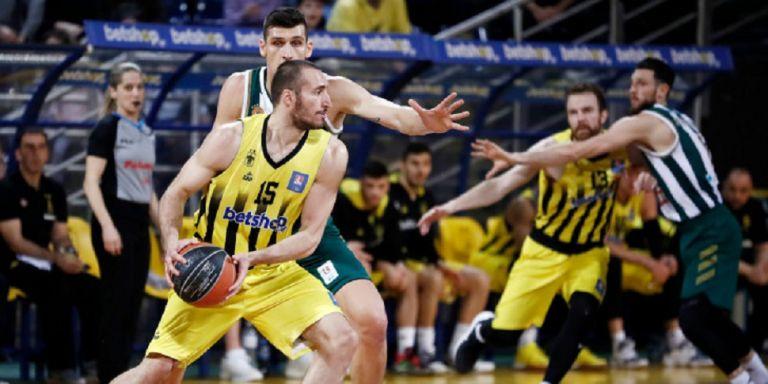 Άρης – Παναθηναϊκός : Ντέρμπι και στην Basket League | to10.gr