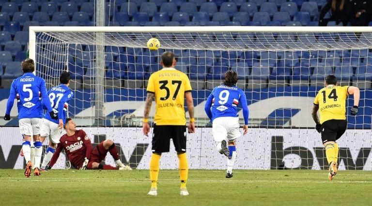 Σαμπντόρια – Ουντινέζε 2-1 | to10.gr