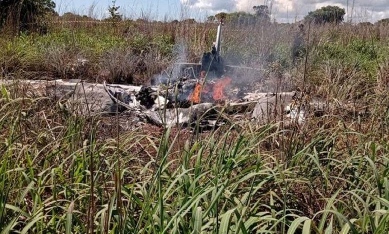 Σοκ : Συνετρίβη αεροπλάνο βραζιλιάνικης ομάδας, έξι νεκροί (vid) | to10.gr