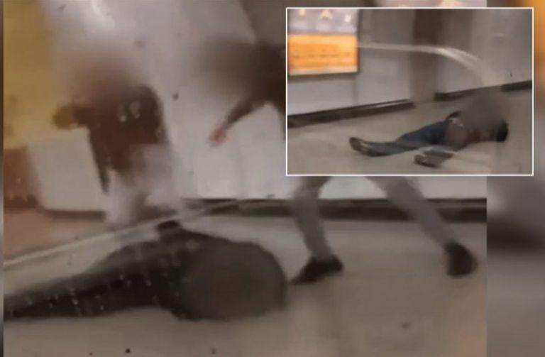 Νέες αποκαλύψεις : Ακόμα ένα άτομο φέρεται να κάλυπτε τους «νταήδες» του Μετρό | to10.gr