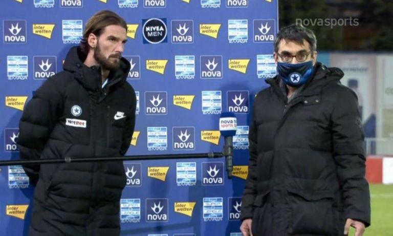 Σάλομον: «Πλέον παίρνουμε ματς που δεν παίρναμε στην αρχή» | to10.gr
