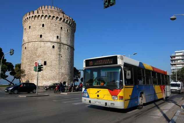 Συναγερμός στον ΟΑΣΘ : Δεκάδες κρούσματα κορωνοϊού σε οδηγούς λεωφορείων   to10.gr