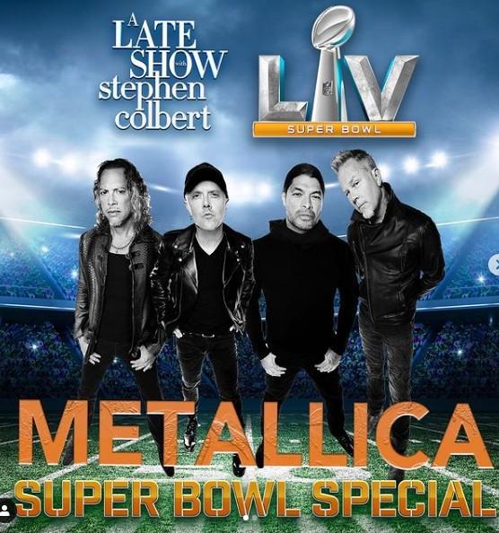 Οι Metallica έκαναν online εμφάνιση από την αποθήκη τους (vid) | to10.gr