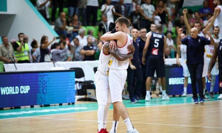 Βεζένκοφ : «Χαίρομαι πολύ που θα παίξω στο Eurobasket με τη Βουλγαρία» | to10.gr