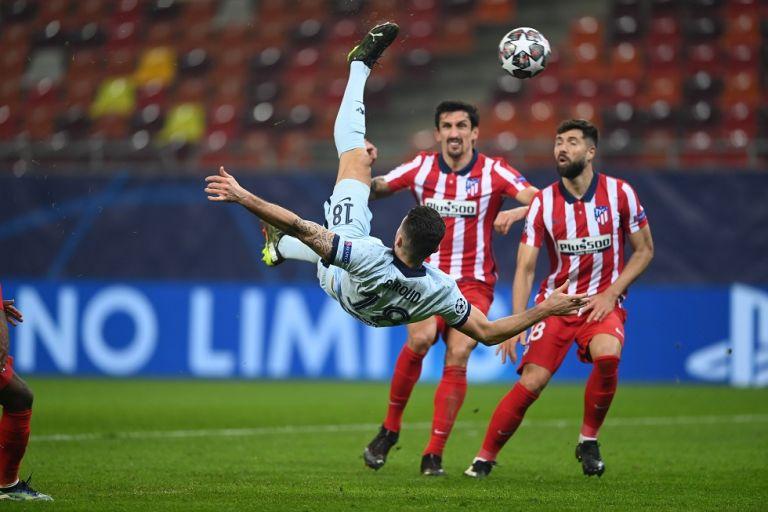 Ατλέτικο Μαδρίτης – Τσέλσι 0-1 : Ο Ζιρού… ζωγράφισε και η Τσέλσι έχει το πάνω χέρι για την πρόκριση! | to10.gr