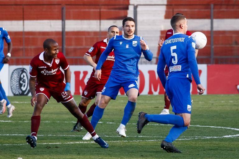 ΑΕΛ-Λαμία: Το 0-1 από τον Αραμπούλι (vid) | to10.gr
