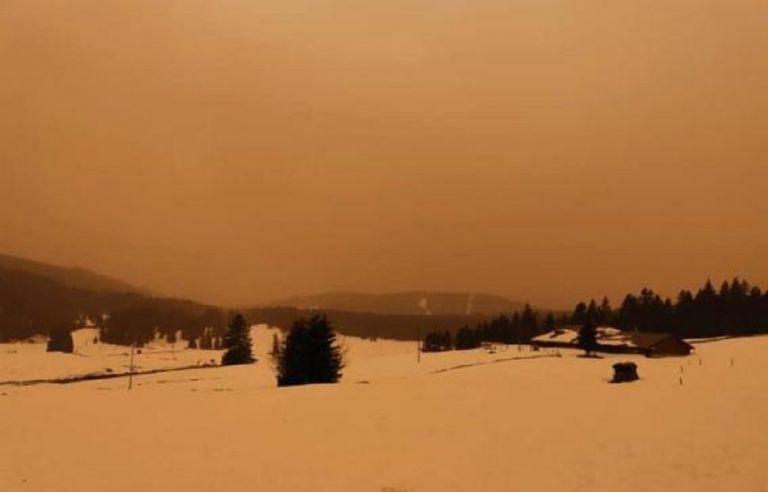 Σύννεφο σκόνης από τη Σαχάρα καλύπτει την Ευρώπη – Αποπνικτική η ατμόσφαιρα   to10.gr