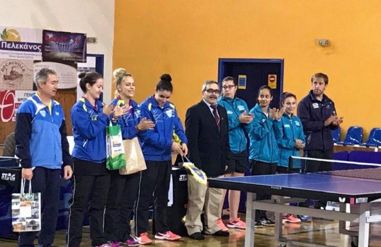 Ακυρώθηκε το στάδιο 1 στο Europe Cup επιτραπέζιας αντισφαίρισης γυναικών, δεν γίνεται ο όμιλος στη Φλώρινα   to10.gr