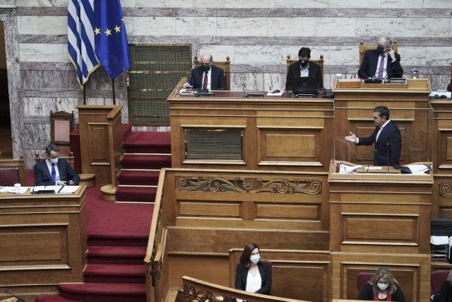 Τσίπρας προς Μητσοτάκη : «Αν κάποιο τεκμήριο αθωότητας αμφισβητείται είναι το τεκμήριο της δικής σας πολιτικής αθωότητας»   to10.gr