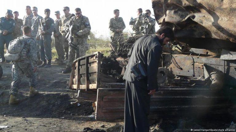 Η οριστική απαλλαγή της Γερμανίας για τη μεγάλη σφαγή των αμάχων στο Αφγανιστάν | to10.gr