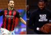 Ζλάταν σε Λεμπρόν : «Δεν μου αρέσει όταν αθλητές μιλούν για πολιτικά»