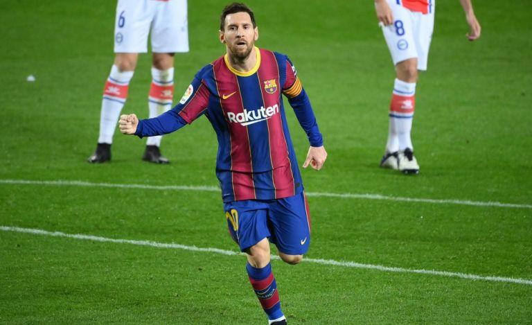 MVP ο Μέσι τον Φεβρουάριο στη La Liga (pics) | to10.gr