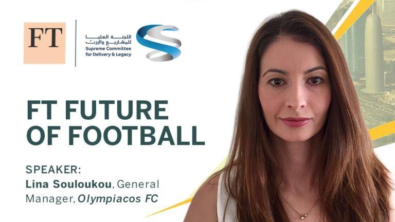 Ο Ολυμπιακός στην ελίτ: Ενεργή συμμετοχή στο Business of Football Summit των Financial Times | to10.gr