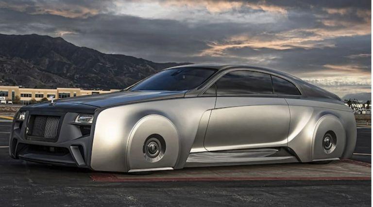 Η Rolls-Royce του Τζάστιν Μπίμπερ χρειάστηκε τρία χρόνια για να δημιουργηθεί | to10.gr