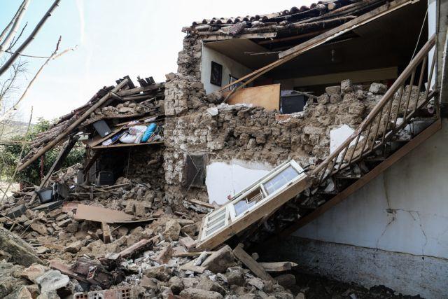 Σεισμός στην Ελασσόνα : Δωρεά 20 οικίσκων από τον Βαγγέλη Μαρινάκη (vid)   to10.gr