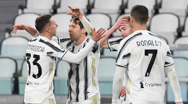 Γιουβέντους – Σπέτσια 3-0 | to10.gr