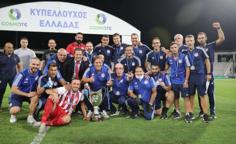 Πρόταση-τομή του Ολυμπιακού για τη μεταφορά του τελικού του Κυπέλλου Ελλάδας | to10.gr