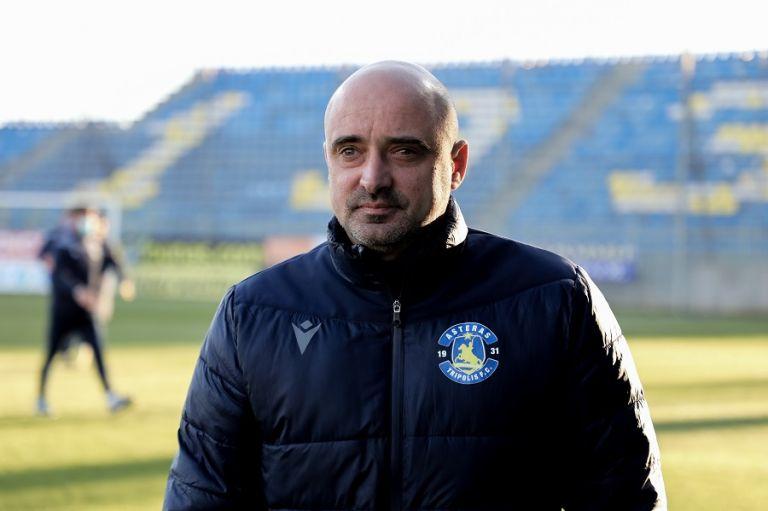 Ράσταβατς : «Έτοιμος για μεγαλύτερες προπονητικές προκλήσεις»   to10.gr