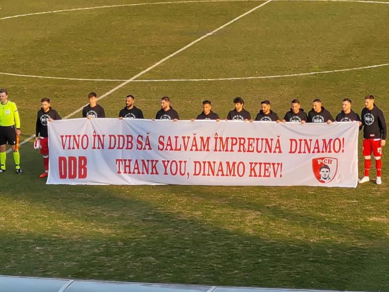 Οι οπαδοί της Ντιναμό Βουκουρεστίου οργάνωσαν φιλικό για να τη στηρίξουν οικονομικά   to10.gr