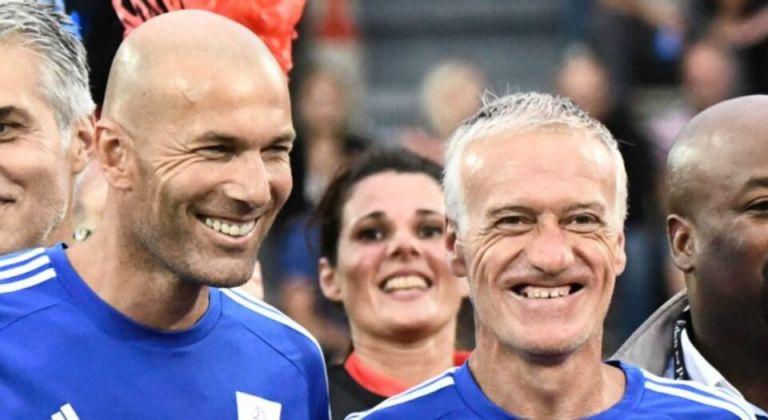 Nτεσάμπ : «Ο Ζιντάν μπορεί να με διαδεχθεί στην Εθνική Γαλλίας» | to10.gr