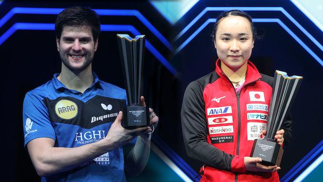 Οβτσάροφ και Ίτο νικητές στο εναρκτήριο τουρνουά του World Table Tennis | to10.gr